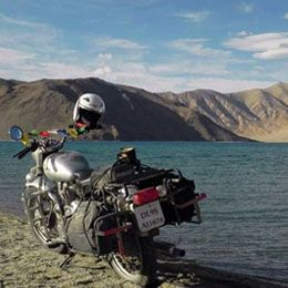 Leh Ladakh Bike Adventure
